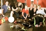 Biberach a. d. Riß, 29.11.2014 Bulgarian Bag und Kettlebell Workshop